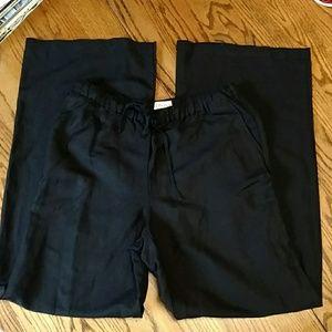 Merona linen blend pants